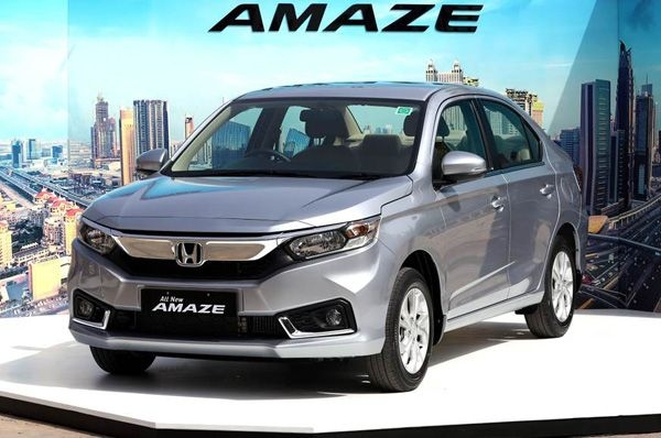 Honda recalls new Amaze for potential steering issue