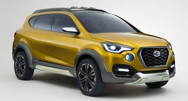 Datsun will make an SUV for India.