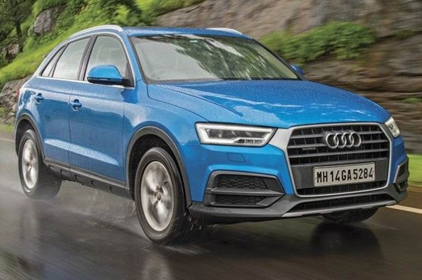 Audi will unveil next-gen Q3 on 25.