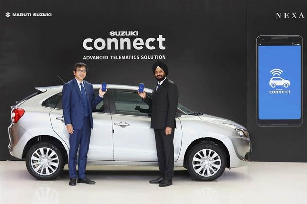 Maruti Suzuki introduces Suzuki Connect
