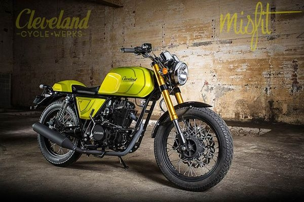 Local assembly starts for Cleveland CycleWerks in India