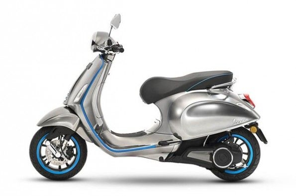 Piaggio India to introduce electric.
