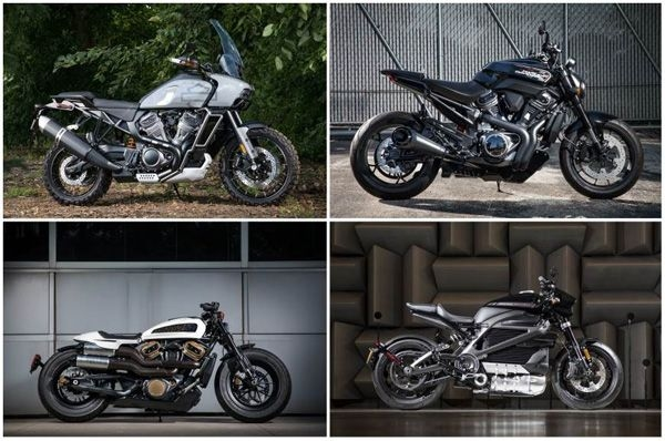Harley-Davidson fresh models for India soon