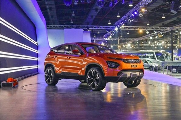 Tata Harrier to get automatic box.