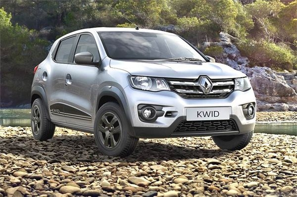 Renault launches updated Renault Kwid