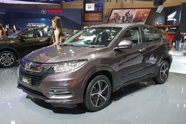 Honda will showcase HR-V facelift at GIIAS 2018