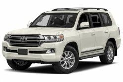 Special edition Toyota Land Cruiser, Lexus LX images leaked