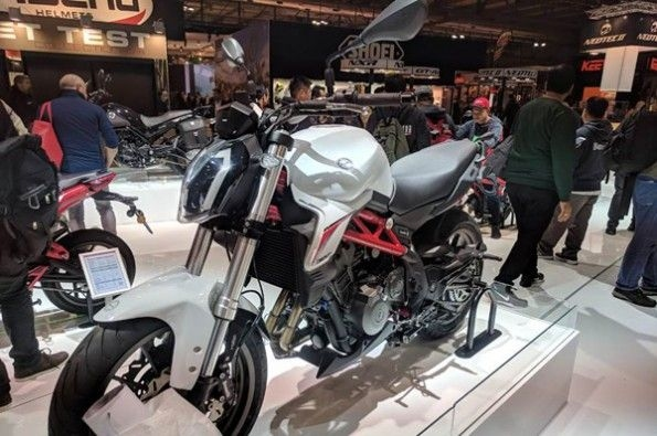 Benelli will bring its 302S to India.