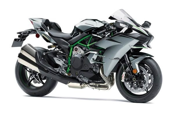 Kawasaki's upcoming Ninja H2 to get a 231hp engine