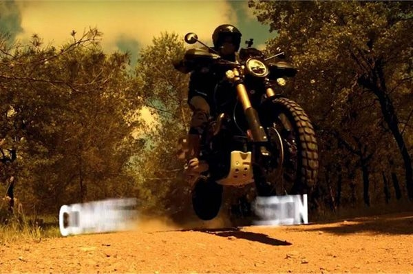 Triumph teases Scrambler 1200 ahead of global unveil