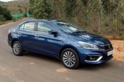Maruti launches updated Ciaz