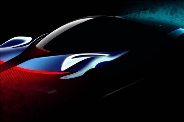 Pininfarina PF0 hypercar can hit 100kph in under 2 seconds.