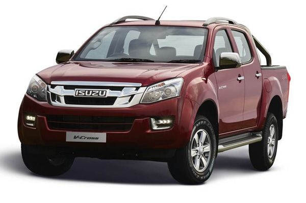Isuzu D-Max range more expensive from September