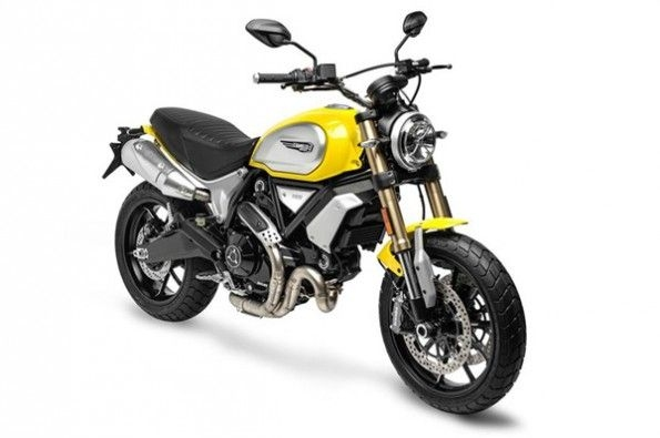 Ducati launches Scrambler 1100 in India.