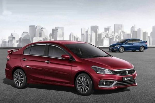 Here are the accessories you get with the new Ciaz
