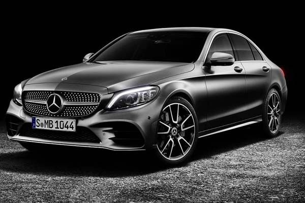 Mercedes-Benz will launch its C-class facelift soon