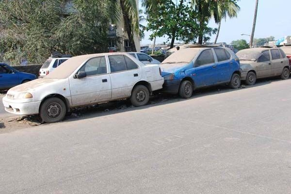 Vehicles more than 15 years old will be scrapped per new government policy