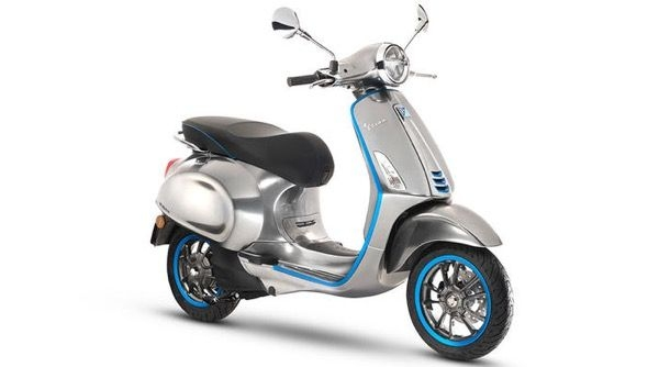 Vespa Elettrica production begins this month, India launch in 2019