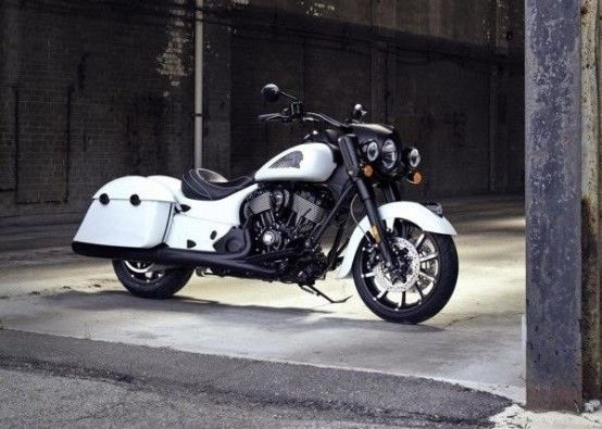2019 Indian Chief Springfield