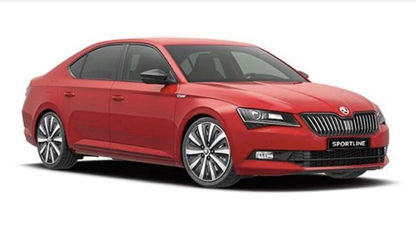 Skoda Superb SportLine edition launch soon in India
