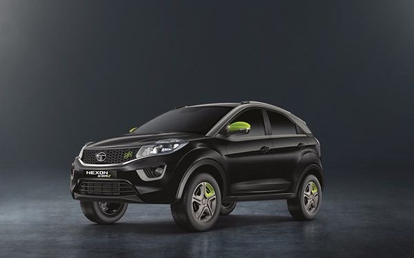 Tata Nexon KRAZ special edition launched, priced from Rs. 7.14 lakhs