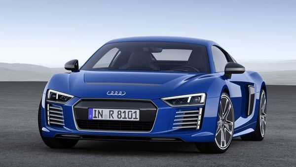 Next generation Audi R8 to be all-electric