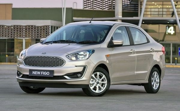 2018 Ford Aspire Facelift