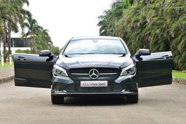 Mercedes CLA Urban Sport edition launched, priced from Rs. 35.99 lakhs
