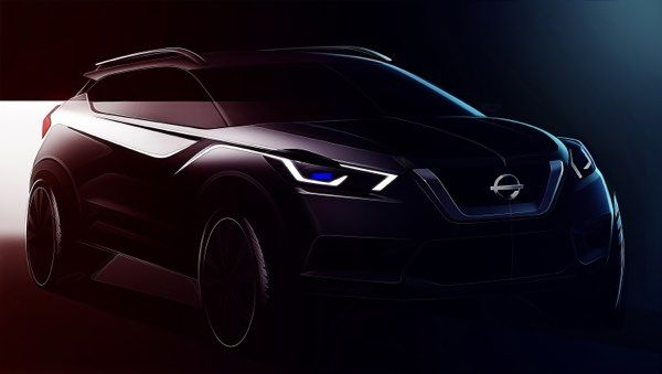 Nissan Kicks sketch images revealed, India launch soon