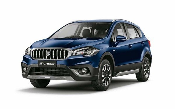 2018 Maruti S-Cross gets updated with new features, priced from Rs. 8.85 lakhs