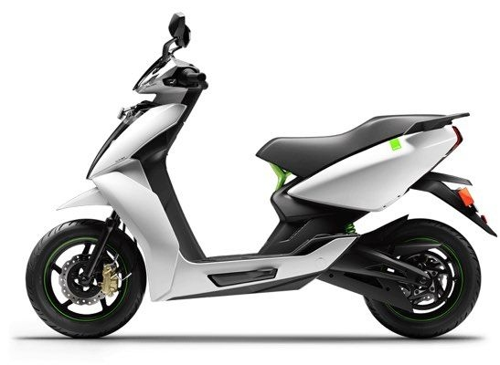 Ather 450 electric scooter deliveries begin