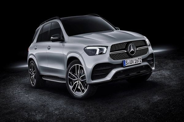2019 Mercedes-Benz GLE revealed, gets new tech and 3rd row seats