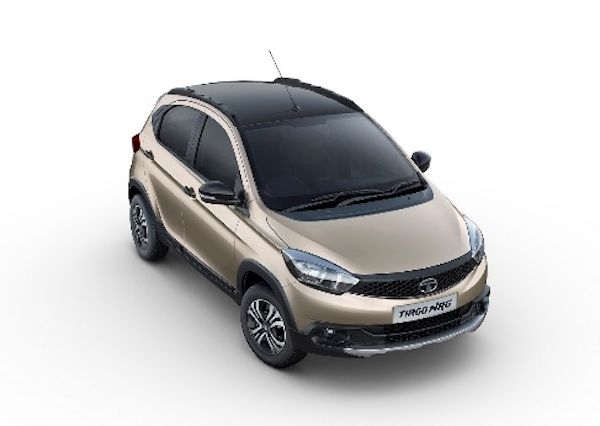 Tata Tiago NRG launched, priced from Rs. 5.50 lakhs