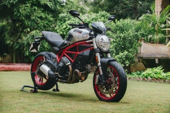 Ducati Monster 797 Rajputana Customs