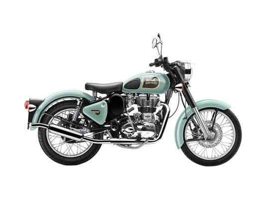 Royal Enfield Classic 350 Gets Rear Disc Brake As Standard Across All Variants