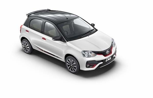 Etios Liva Limited Edition