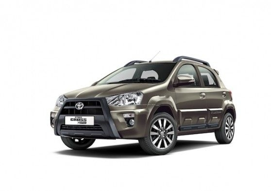 Etios Cross X Edition