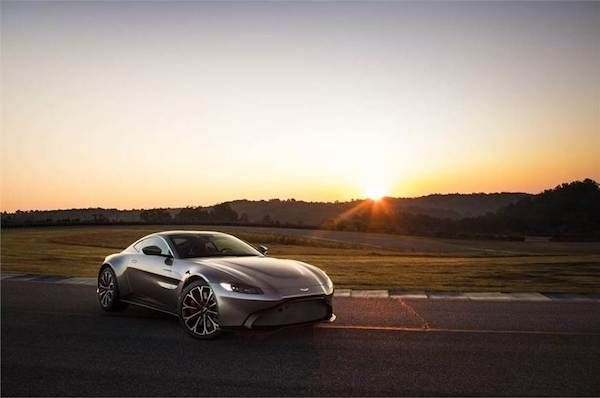 Aston Martin Vantage Launched In India At Rs. 2.95 Crores