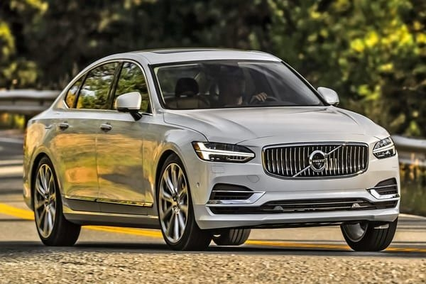 Volvo S90 Momentum Launched, Priced At Rs. 51.90 Lakhs