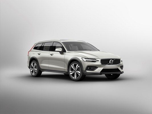 New Volvo V60 Cross Country Revealed