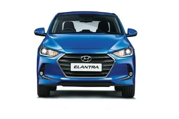 Hyundai Elantra Top Trim Updated With New Features