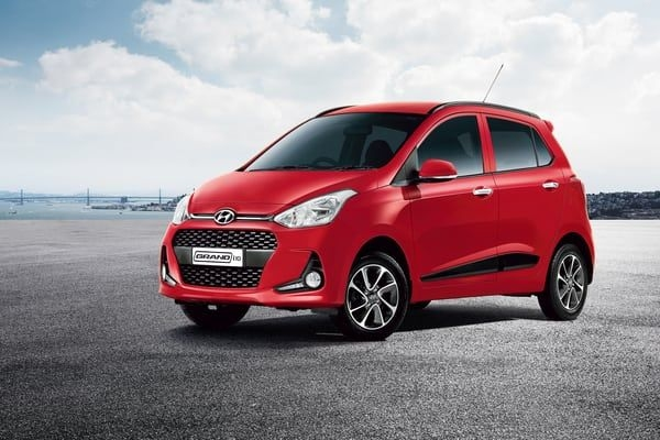 Hyundai Grand i10 Gets Dual Airbags And ABS As Standard