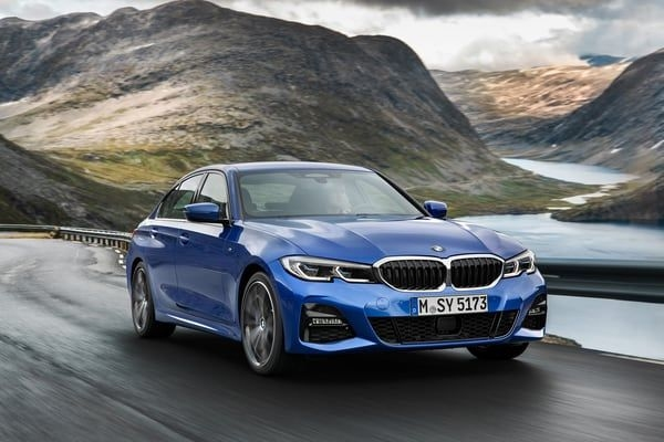 2019 BMW 3-Series Sedan Revealed, India Bound