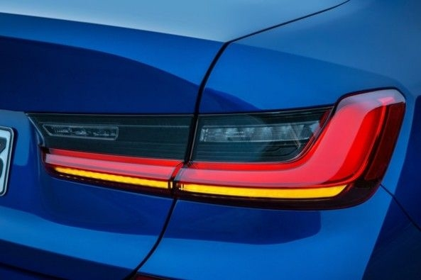 BMW 3 Series Taillight