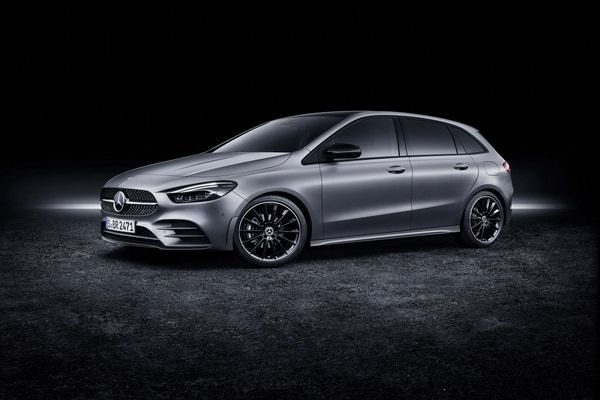 2019 Mercedes-Benz B-Class Unveiled, India Bound