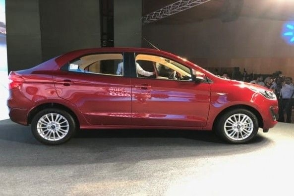 Ford Aspire 4