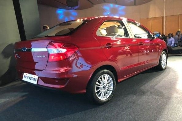 Ford Aspire 5