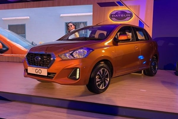 Datsun GO Facelift & GO+ Facelift Launched, Priced From Rs. 3.29 Lakhs