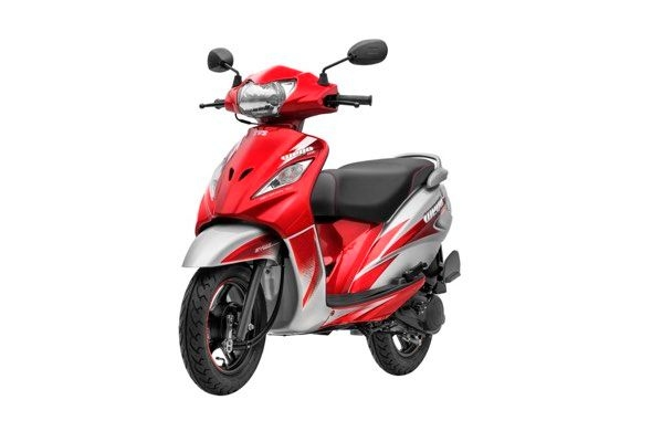 2019 TVS Wego Launched, Priced At Rs. 53,027/-