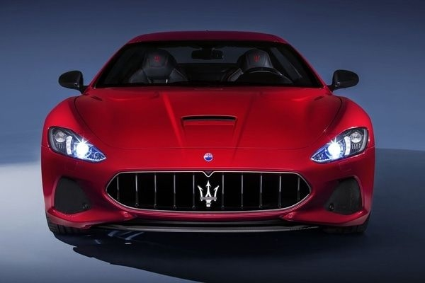 2018 Maserati GranTurismo Launched In India, Priced At Rs. 2.25 Crore